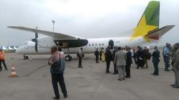 Cameroon Airlines plane attacked during landing at Bamenda airport 15
