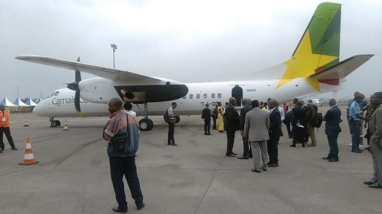 Cameroon Airlines plane attacked during landing at Bamenda airport 1