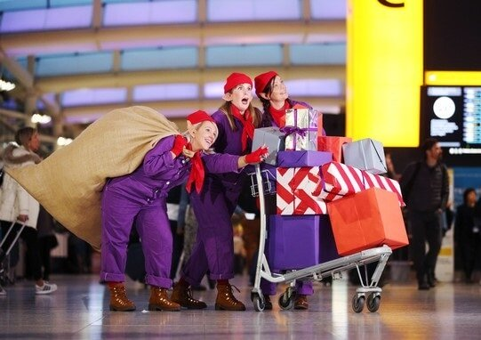 Heathrow: Top festive questions every parent should prepare for at Christmas 1