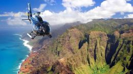 Tour helicopter missing off Kauai, Hawaii, seven people feared dead 25
