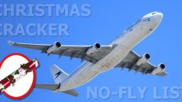 Airlines put Christmas crackers on their Naughty List 45