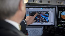 Airbus A350 with touchscreen cockpit: How it works? 52
