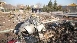 Five countries demand compensation from Iran for downed Ukrainian Boeing 12