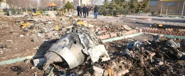 Five countries demand compensation from Iran for downed Ukrainian Boeing 1