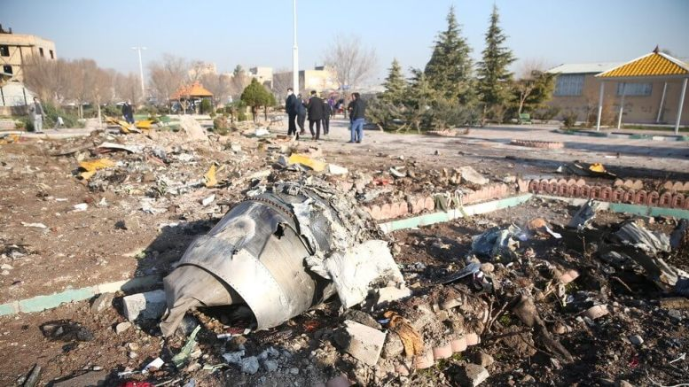 Transportation Safety Board of Canada issues statement on Ukrainian International Airlines Tehran crash 1
