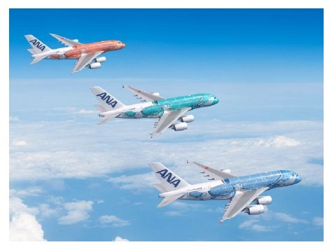 ANA expands its Narita-Honolulu route fleet with new A380 FLYING HONU 1