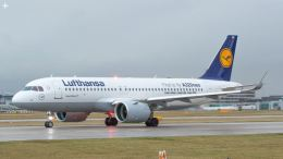 Lufthansa will base nine Airbus A320neo in Munich in 2020 38
