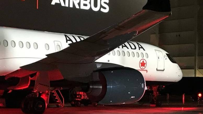 Air Canada continues fleet modernization with its first Airbus A220-300 1