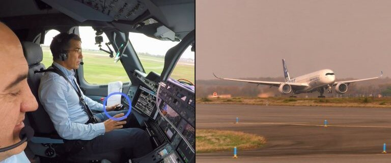 Airbus demonstrates first fully automatic vision-based take-off 8