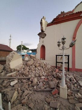 Situation about tourists in Puerto Rico uncertain after major earthquake