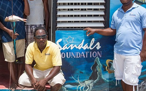 Philanthropic Arm of Sandals Resorts International 2