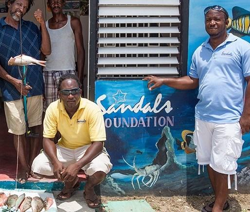 Philanthropic Arm of Sandals Resorts International 1
