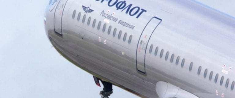 Russian Aeroflot resumes Warsaw passenger flights 12