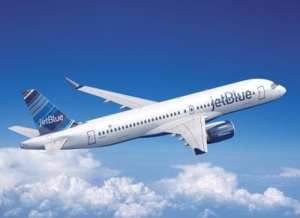JetBlue rings in the New Year with new Airbus A220-300 jet