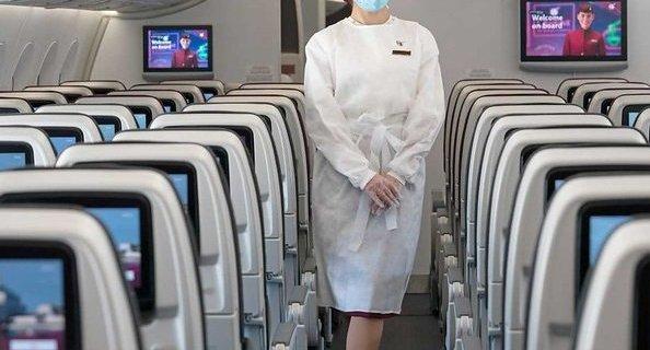 Safest Airlines during COVID are Qatar Airways, Emirates, Etihad, Delta Air Lines plus 14 more 2