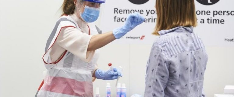 Brits prepared to pay £22 on average for PCR test before international travel 37