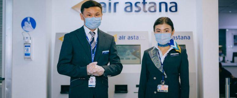 Air Astana launches Meet & Greet service 8