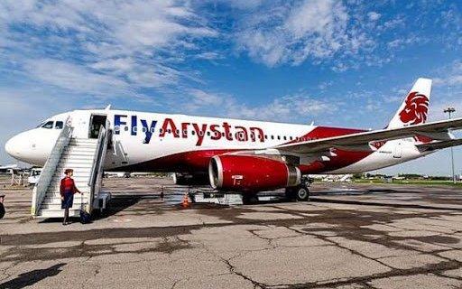 Flights from Turkestan to Bishkek, a Kazakhstan – Kyrgyzstan connection 1
