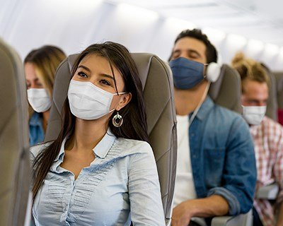 Safe air travel: Tips for reducing risk of infection while flying 33