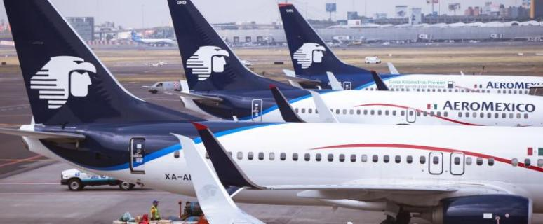 Aeromexico obtains court approval on aircraft fleet transactions 1