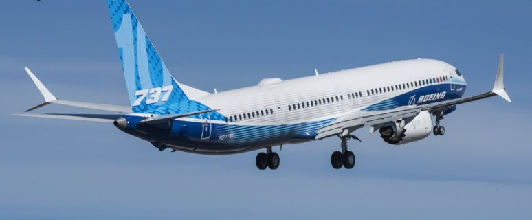 Largest jet in Boeing 737 MAX family completes successful first flight 13