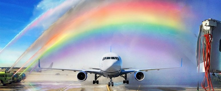 Flying with Pride: United Airlines, Chase and Visa support LGBTQ+ equality 38