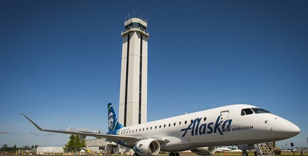 Alaska Airlines to resume full schedule at Paine Field by spring 2022 1