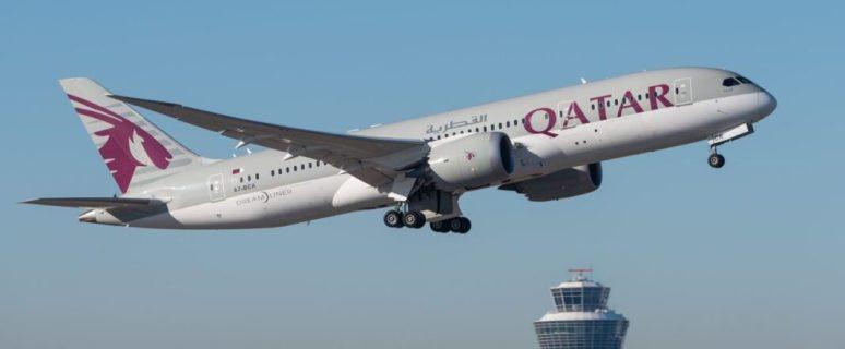 Flights from Doha, Qatar to Sharjah, UAE resume on Qatar Airways 1