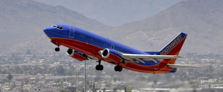 Kansas City to Cancun nonstop flight now on Southwest Airlines 6