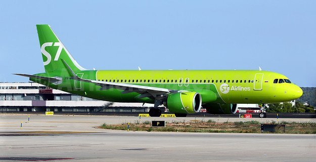 Germany denies permission for two Russian S7 Airlines flights 1