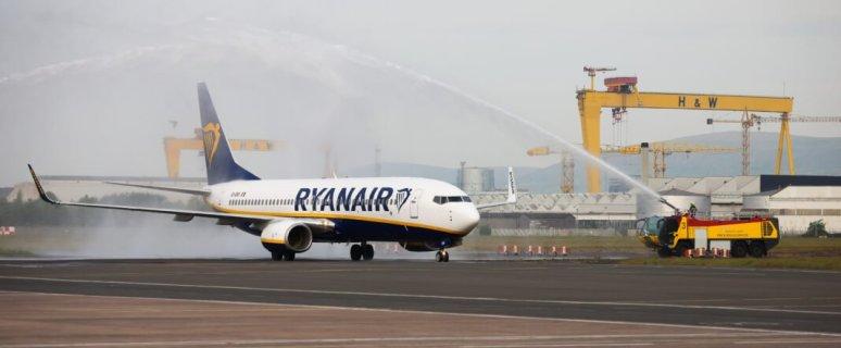 Ryanair falls in love with Belfast again 41