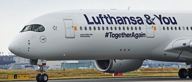 Lufthansa Flies 76,000 People From Frankfurt Airport on First Vacation Weekend 1