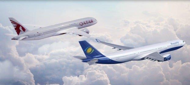 Qatar Airways and RwandAir Announce Interline Agreement 8
