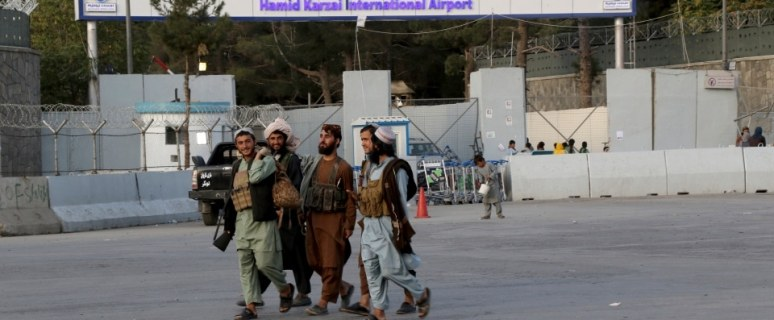 Taliban ready to restart Kabul airport operations 'in few days' 44