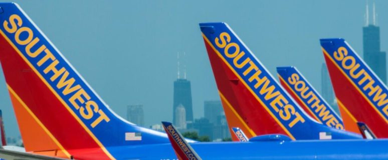 Southwest Airlines announces new President 46
