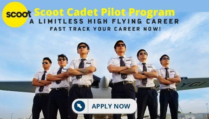 Scoot cadet pilot