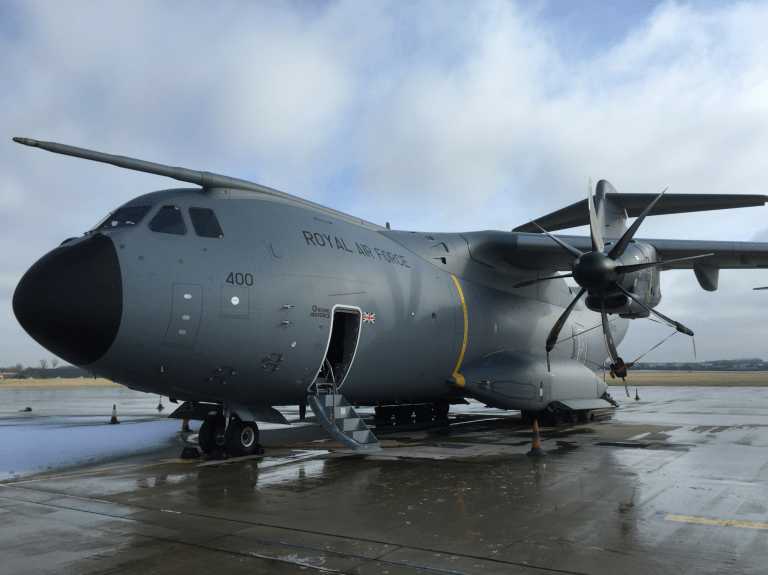 Read more about the article A400M ATLAS C.MK1