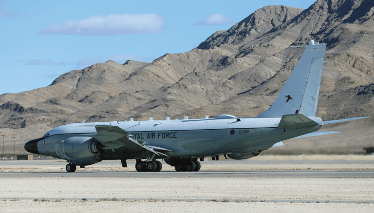 Read more about the article RC-135W RIVET JOINT