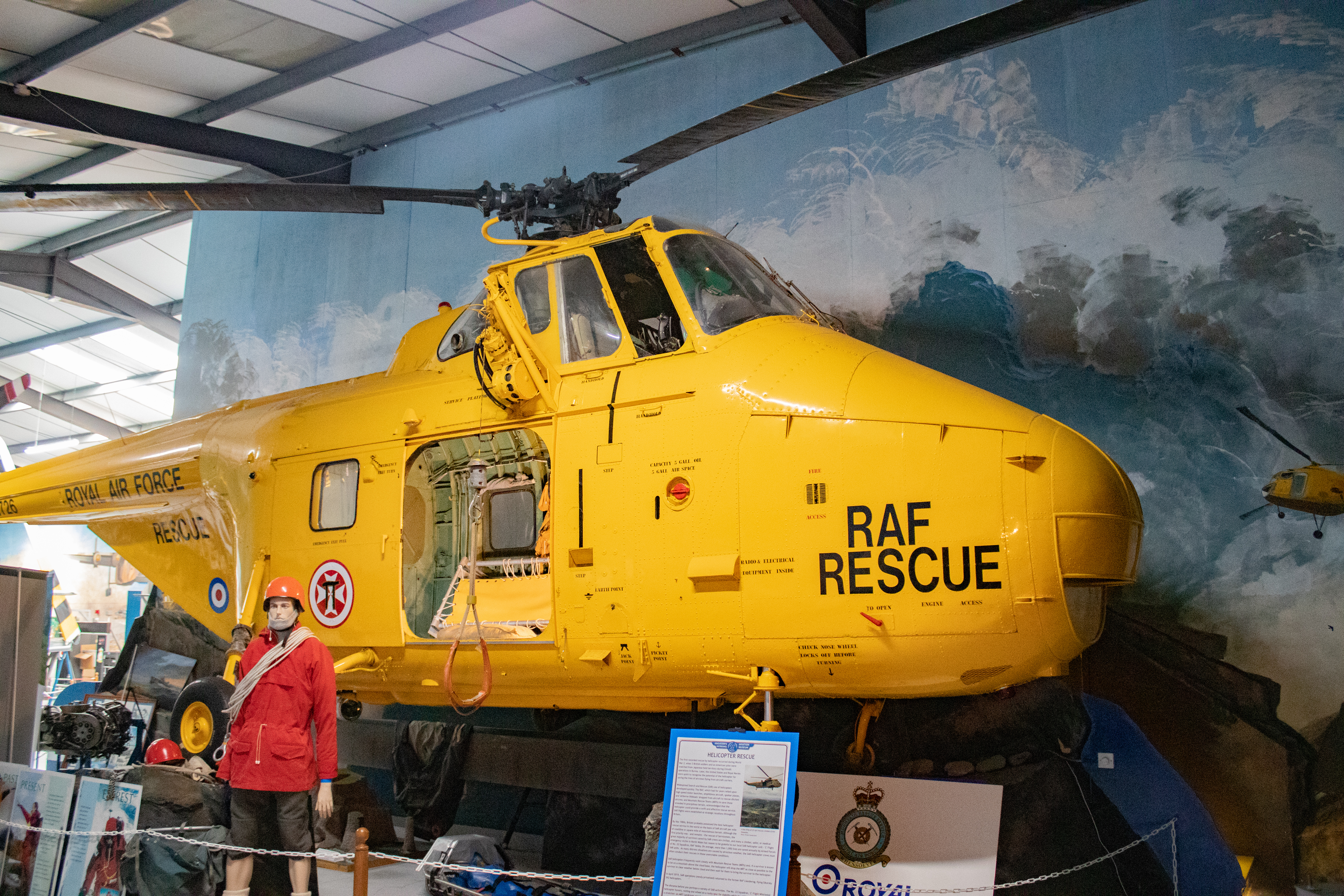 You are currently viewing Caernarfon Airworld Aviation Museum