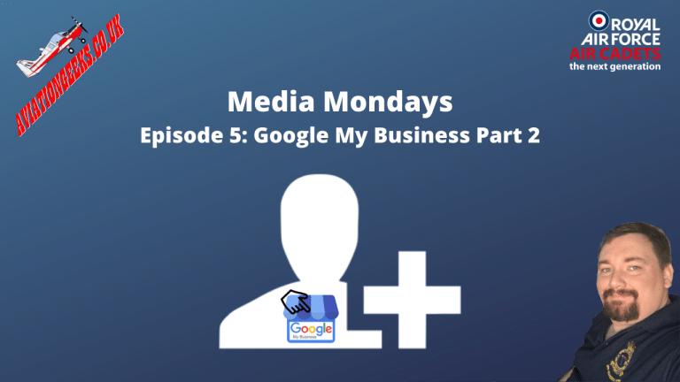 Media Mondays Episode 5: Adding Users to GMB