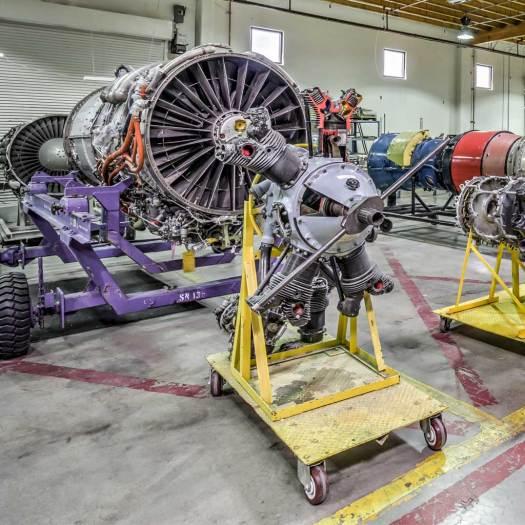 Aviation Institute of Maintenance - Las Vegas Hangar