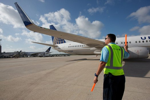 AIM United Airlines Partnership