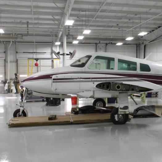 Aviation Institute of Maintenance - Dallas Plane