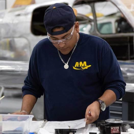 Aviation Institute of Maintenance - Kansas City Instruction