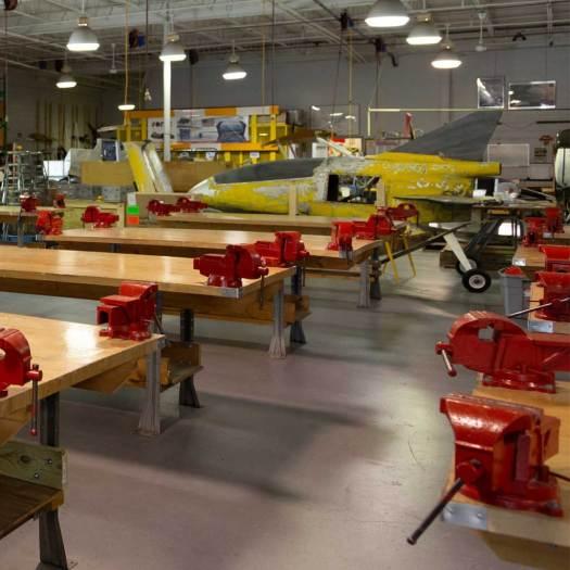 Aviation Institute of Maintenance - Norfolk Hangar