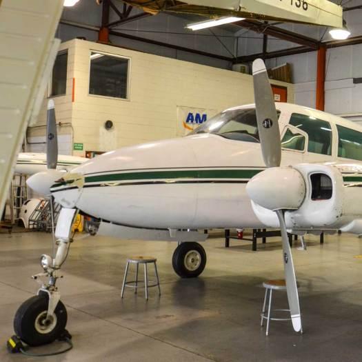 Aviation Institute of Maintenance - Philadelphia Hangar