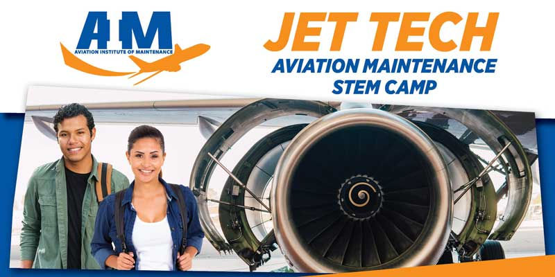 Jet Tech STEM Camp