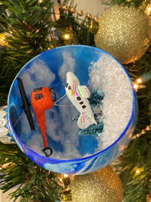 AIM Norfolk Hosts 1st Annual Holiday Ornament Contest