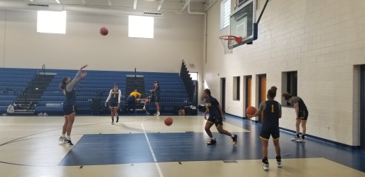 AIM Opens Gym for Mid-Eastern Athletic Conference (MEAC)