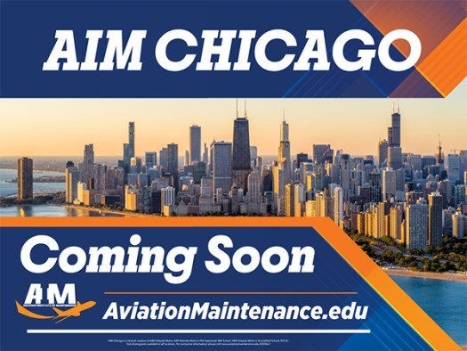 AIM Chicago - Coming Soon
